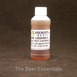 Oak essence 4 oz.