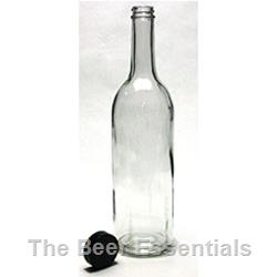 Bottle 750 ml. in a case of 12 with 28mm screw finish