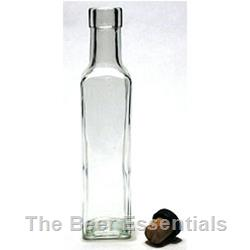 Bottle 250 ml. in a case of 12 with square cork finish
