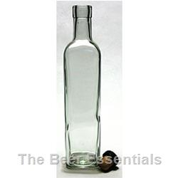 Bottle 500 ml. in a case of 12 with square cork finish