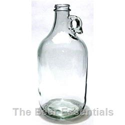 Jug 1/2 gallon 38mm screw finish in a case of 6