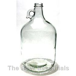 Jug 1 gallon 38mm screw finish in a case of 4