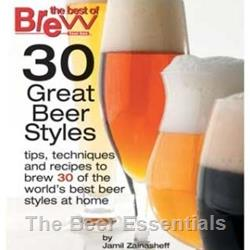 Brew Your Own 30 Great Beer Styles