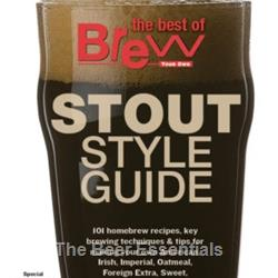 Brew Your Own Stout Style Guide