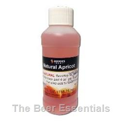 Natural Fruit Concentrates Apricot - 4 oz.