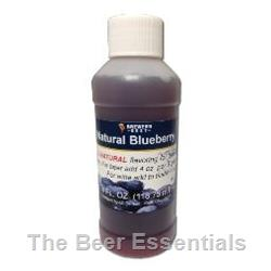 Natural Fruit Concentrates Blueberry - 4 oz.