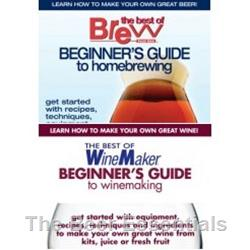Brew Your Own/Winemaker Beginners Guide