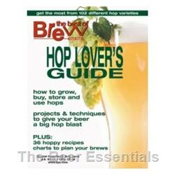 Hop Lovers Guide magazine