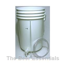 Bottling Bucket - 6 gallon with lid