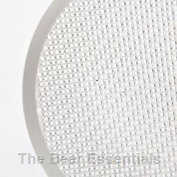 Screen 4 inch 14 coarse mesh for the 8 and 10 inch funnel